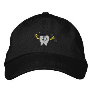 Boné Bordado Dente forte -- Chapéu