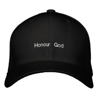 Boné Bordado Deus da honra