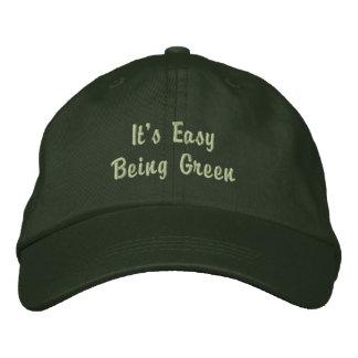 Boné Bordado É chapéu bordado fácil