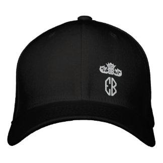 Boné Bordado EB - Chapéu bordado real do buldogue inglês