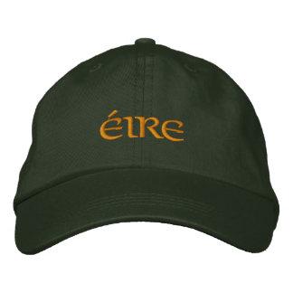 Boné Bordado Éire (Ireland) Flexfit coube o chapéu de basebol