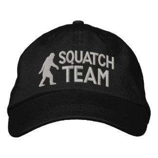 Boné Bordado Equipe de Squatch