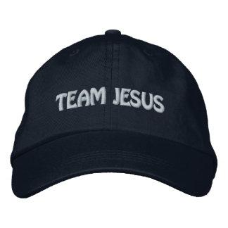 Boné Bordado Equipe Jesus