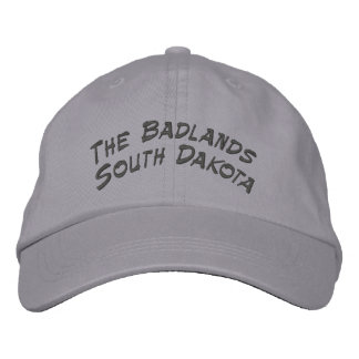 Boné Bordado Ermo South Dakota