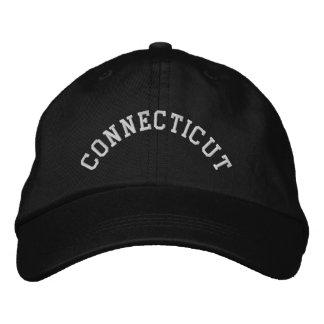 Boné Bordado Estado de Connecticut bordado