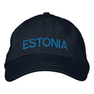 Boné Bordado Estónia personalizou müts de Eesti Kohandatud do