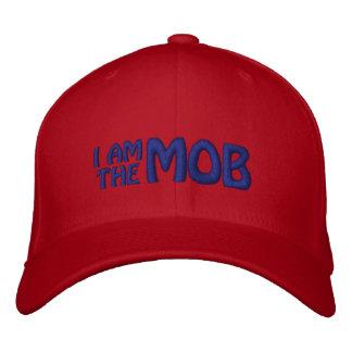 Boné Bordado EU SOU o chapéu bordado MULTIDÃO