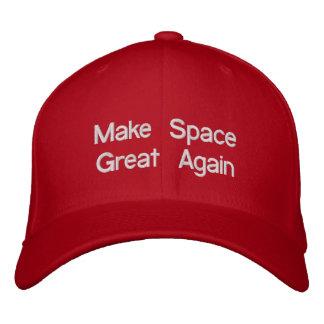 """Boné Bordado """"Faça chapéu Stellaris-Temático do excelente do"""