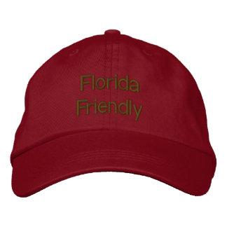 Boné Bordado Florida amigável