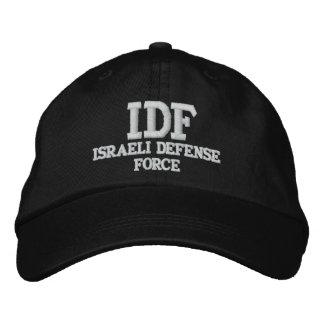 BONÉ BORDADO FORÇA DE DEFESA ISRAELITA DO IDF