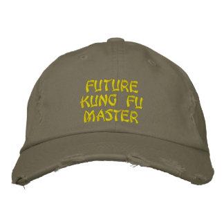 Boné Bordado FutureKung FuMaster