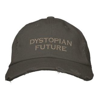 Boné Bordado futuro dystopian