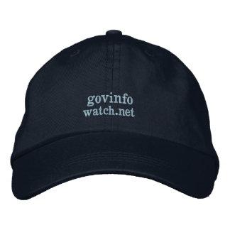 Boné Bordado Govinfowatch