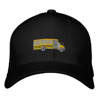 Boné Bordado Grande bordado ônibus feito sob encomenda da
