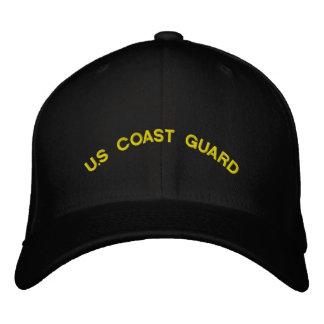 Boné Bordado Guarda costeira dos E.U.