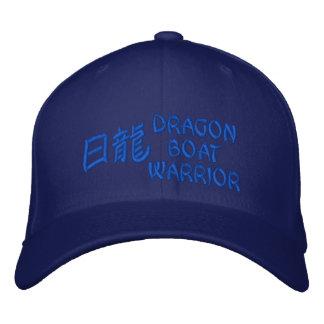 Boné Bordado guerreiro do barco do dragão