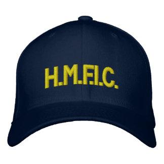 BONÉ BORDADO H.M.F.I.C.