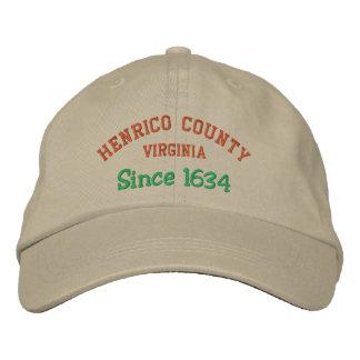 BONÉ BORDADO HENRICO COUNTY, VA
