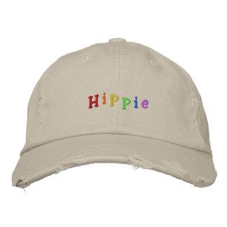Boné Bordado Hippie