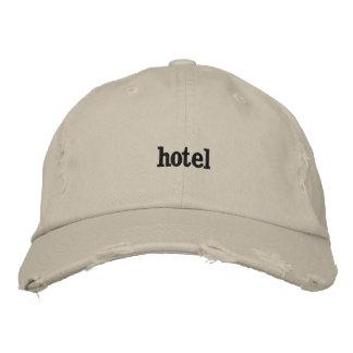 Boné Bordado Hotel
