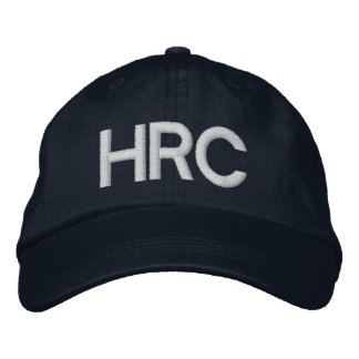 Boné Bordado HRC - Hillary Rodham Clinton 2016