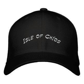 Boné Bordado Ilha de Chíos