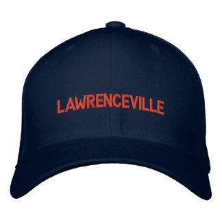 Boné Bordado Lawrenceville Ballcap antiquado