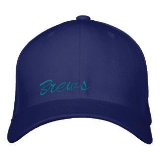 Boné Bordado Levanta o chapéu