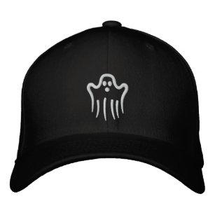 Boné Bordado Logotipo do CHAPÉU do caçador do fantasma da d4660d33b9f