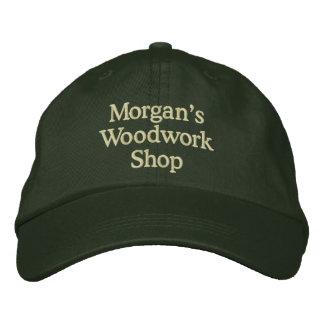 Boné Bordado Loja da carpintaria de Morgan