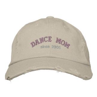 Boné Bordado Mamã da dança desde…
