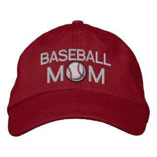 Boné Bordado Mamã do basebol