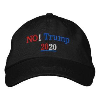 Boné Bordado Não! Trunfo 2020