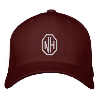 Boné Bordado Nigh chapéu bordado Octagon do NH do horizonte