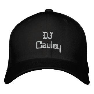 Boné Bordado O chapéu oficial de DJCAuley melhor