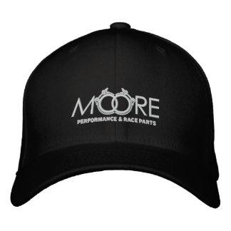 Boné Bordado O desempenho de Moore parte o chapéu de Turbo