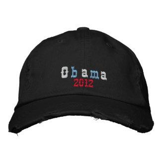 Boné Bordado Obama 2012