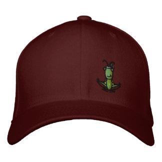 Boné Bordado Paciência, chapéu do gafanhoto