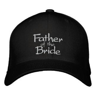 Boné Bordado Pai da noiva