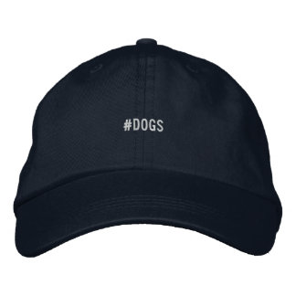Boné Bordado PERSEGUE o chapéu