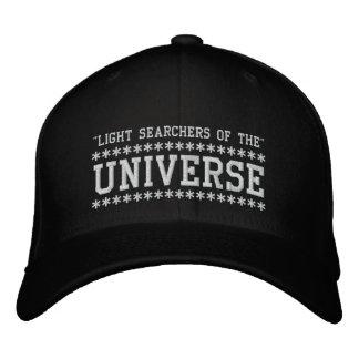 Boné Bordado Pesquisadores claros do universo