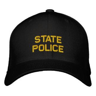 Boné Bordado Polícia do estado