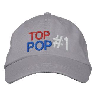 Boné Bordado Pop superior #1
