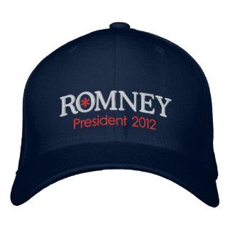 Boné Bordado Presidente 2012 de Mitt Romney