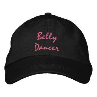Boné Bordado Preto do chapéu do dançarino de barriga