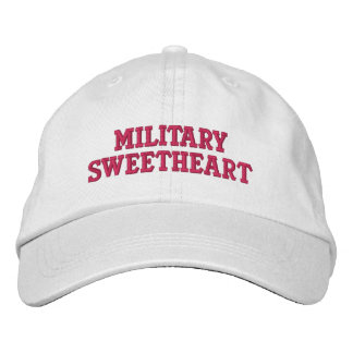 Boné Bordado Querido militar