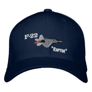 Boné Bordado Raptor F22