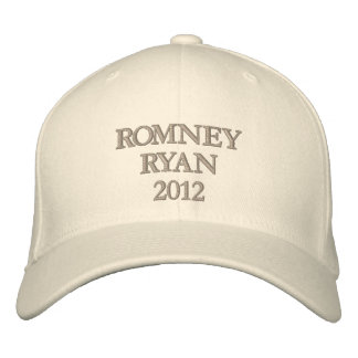 Boné Bordado Romney Ryan 2012