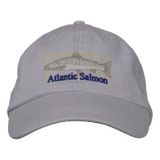 Boné Bordado Salmões atlânticos