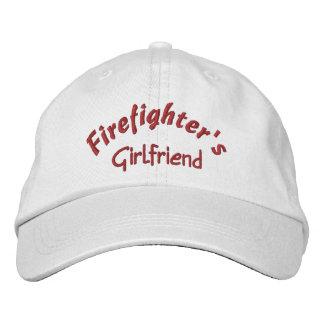 Boné Bordado Sapador-bombeiro, chapéu Namorada-Bordado